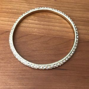 Costume bracelet with faux diamonds 💎